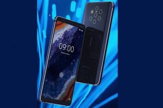 Bocoran Gambar Nokia 9 PureView
