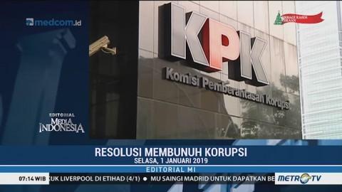 Resolusi Membunuh Korupsi