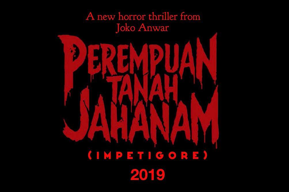 Logo judul Perempuan Tanah Jahanam (Foto: Via Twitter Joko Anwar)