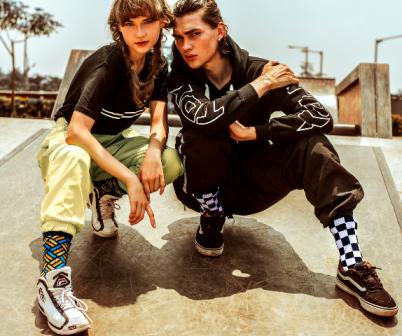 Gaya 80-an dan 90-an akan Ramaikan Tren Fesyen 2019