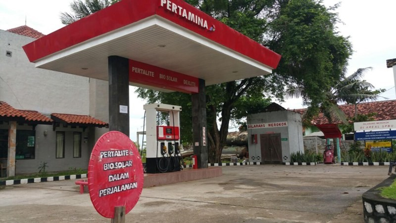 Informasi BBM habis di SPBU Karimunjawa