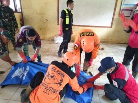 Korban Tewas Longsor di Sukabumi Bertambah