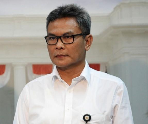 Juru Bicara Kepresidenan Johan Budi. Foto: MI/Panca Syukrani