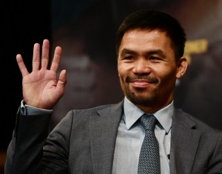 Manny Pacquiao Sindir Kemenangan Mayweather atas Nasukawa