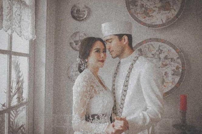 Aura Kasih dan Eryck Amaral (Foto: Instagram @aurakasih)