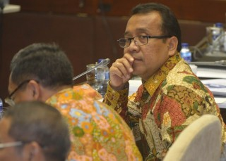 Pelantikan Kepala BNPB Ditunda