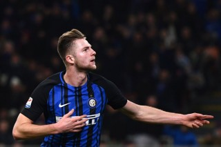 Diminati Manchester United, Skriniar Pilih Bertahan di Inter