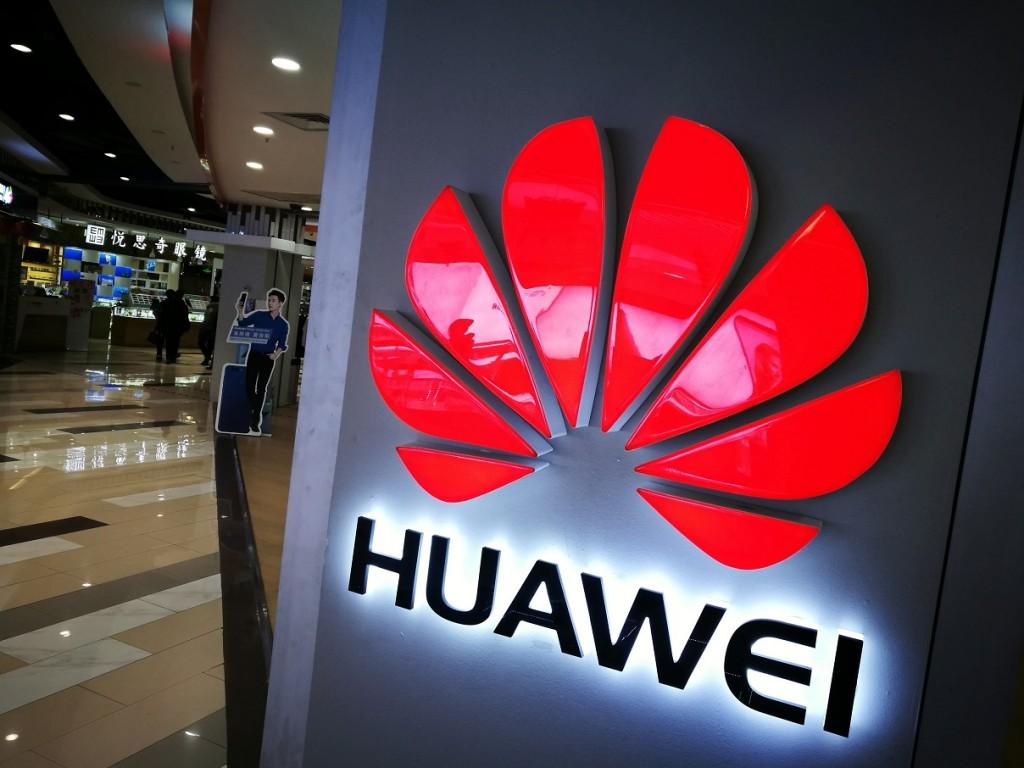 Huawei. (AP)