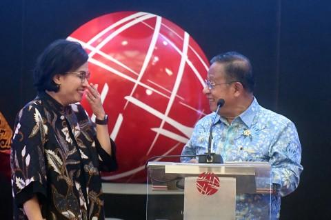 Darmin Nasution Buka Perdagangan Perdana Bursa 2019