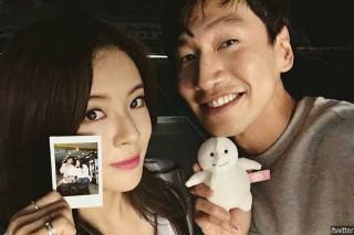 Lee Kwang Soo Berpacaran dengan Lee Sun Bin