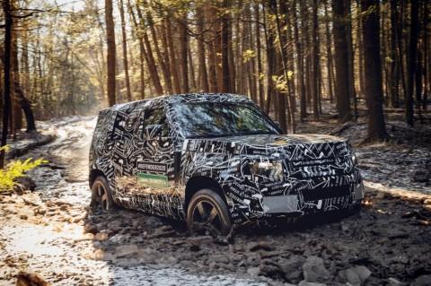 Land Rover Defender Terbaru Hadir 2020