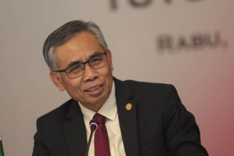 2019, OJK Yakin Arus Dana Asing Lebih Deras