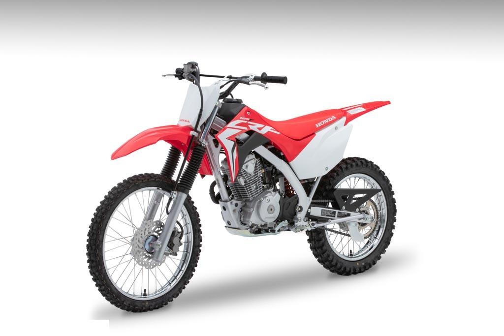 Honda CRF110F masih hanya untuk pasar Jepang. Honda