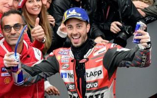 Komentar Miring Dovizioso Soal Kepindahan Lorenzo ke Honda