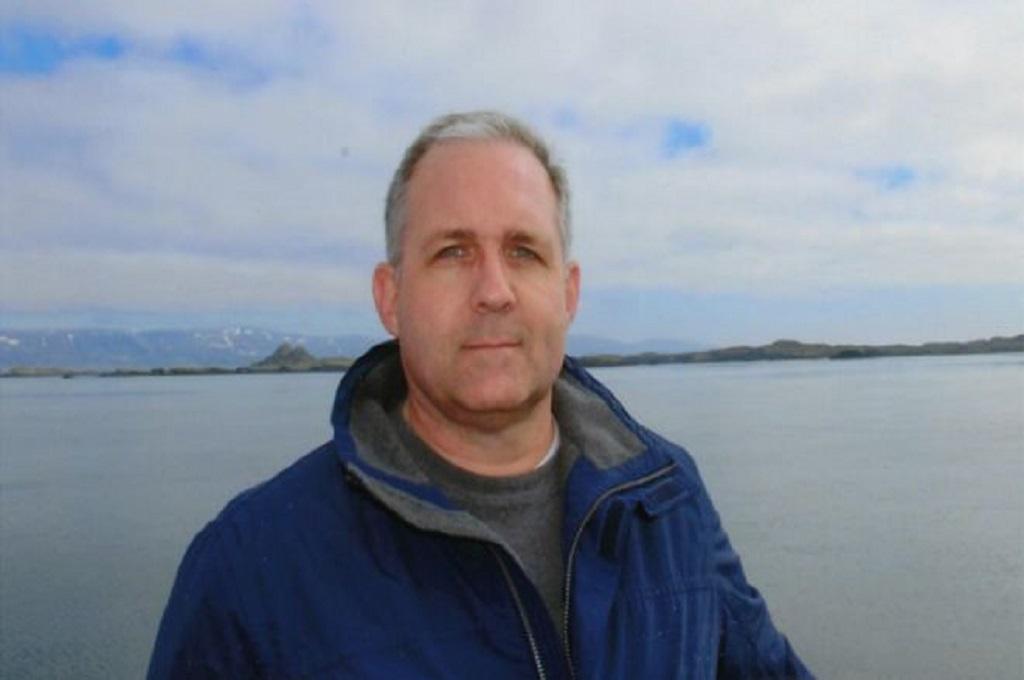 Paul Whelan adalah mantan marinir AS. (Foto: WHELAN FAMILY)