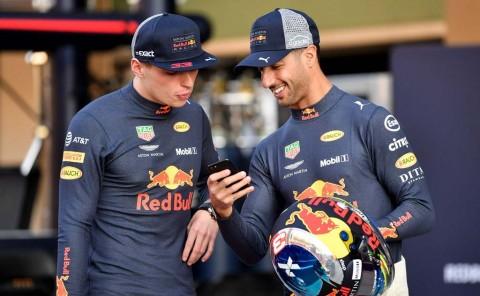 Verstappen tak akan Rindukan Ricciardo