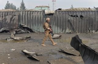 Rentetan Serangan Taliban Tewaskan 21 Aparat Afghanistan