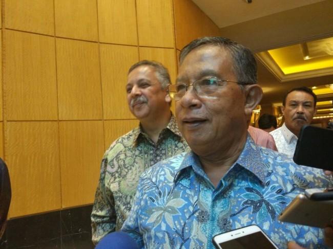 Coordinating Minister for Economic Affairs Darmin Nasution (Photo:Medcom.id/Annisa Ayu)