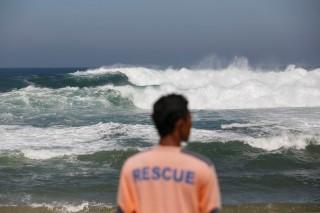 Angka Kecelakaan Laut Pantai Selatan Meningkat