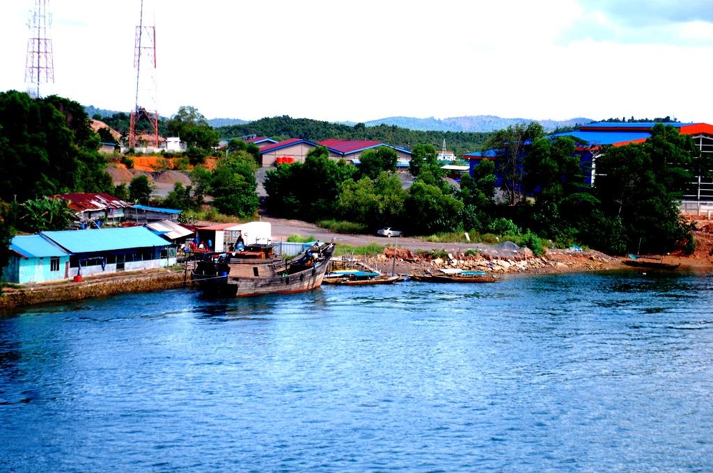 Kawasan wisata di Barelang di Kota Batam, MI - Hendri Kremer