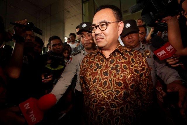 Direktur Materi Debat BPN Sudirman Said/MI/Rommy Pujianto