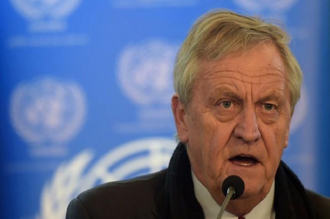 Utusan Khusus PBB untuk Somalia Nicholas Haysom. (Foto: Shah Marai/AFP via Getty Images)