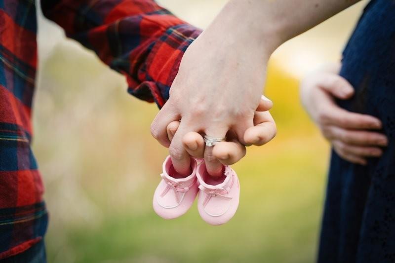 Bagi pasangan yang baru menikah, masa kehamilan boleh jadi yang paling dinanti-nanti. (Foto Ilustrasi: Mon Petit/Unsplash.com)