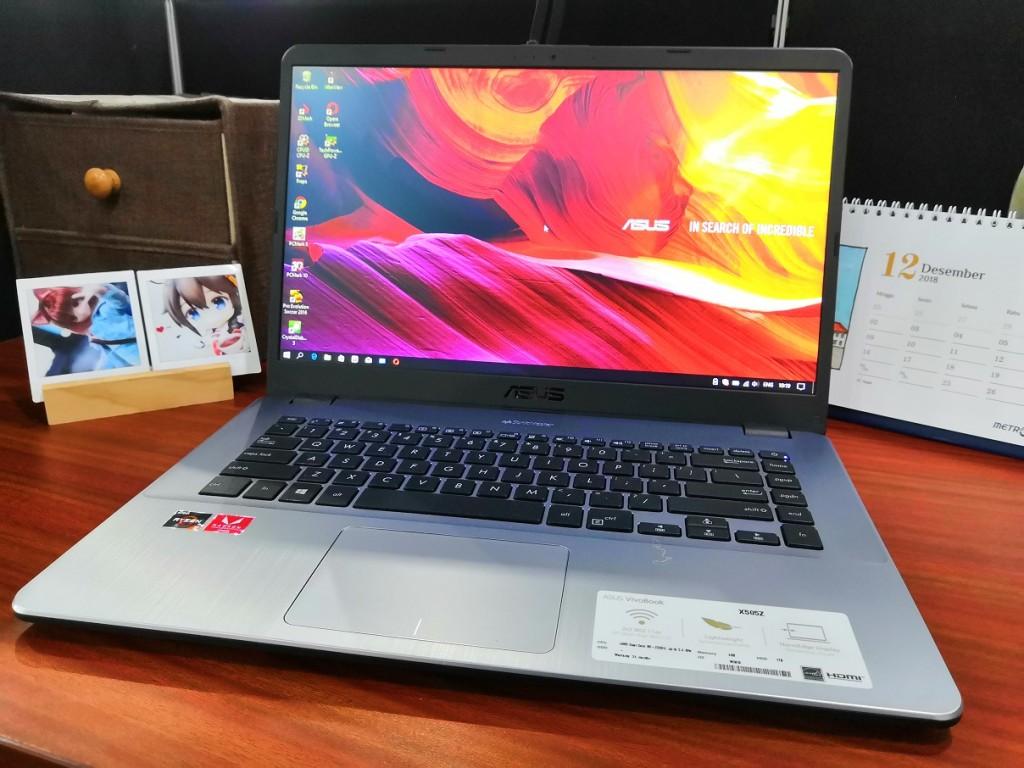 ASUS VivoBook X505Z.