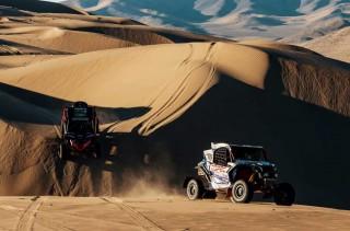 Peta Kekuatan Berubah di Dakar Rally 2019