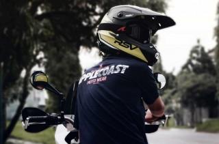 Apparel dan Helm, Kini jadi Gaya Hidup Bikers