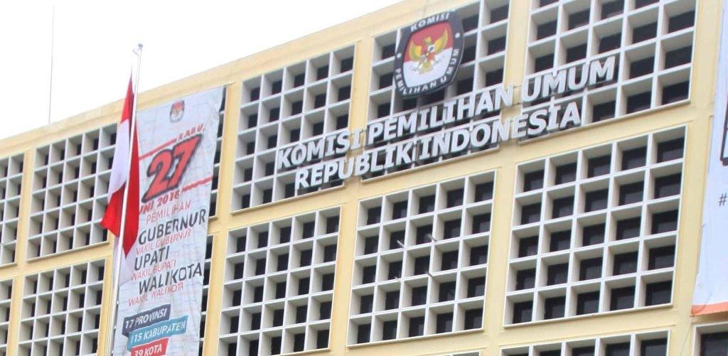 Ilustrasi Kantor KPU. MI/Usman Iskandar