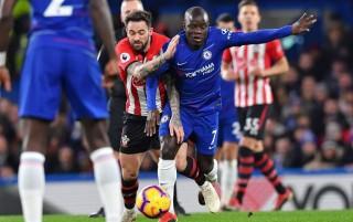 Chelsea Dipaksa Berbagi Angka dengan Southampton