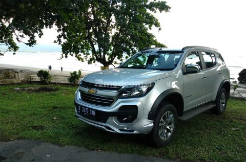 New Chevrolet Trailblazer, Tetap 'Pede' di Full Size SUV