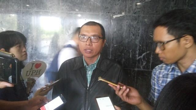 Politikus PPP Ahmad Baidowi/MI/Putri Yuliani