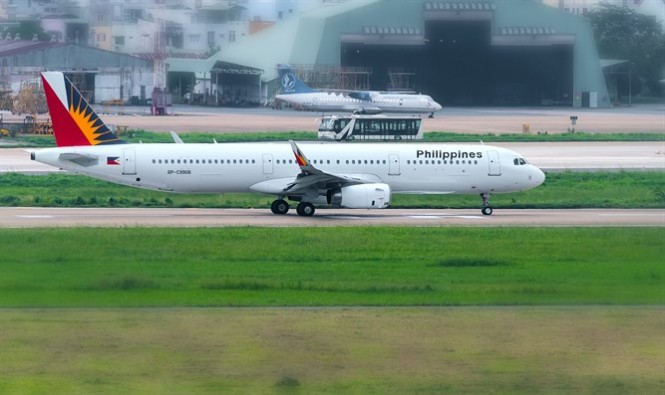Phillipines Airlines. (Foto: istock)