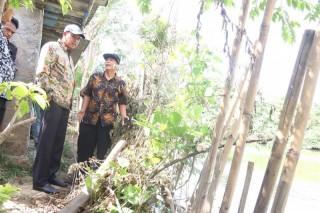 Kementerian PUPR Diminta Bangun Turap Kali Bekasi