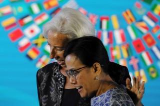 Sri Mulyani Jadi Menkeu Terbaik, Lagarde: Selamat Sahabatku