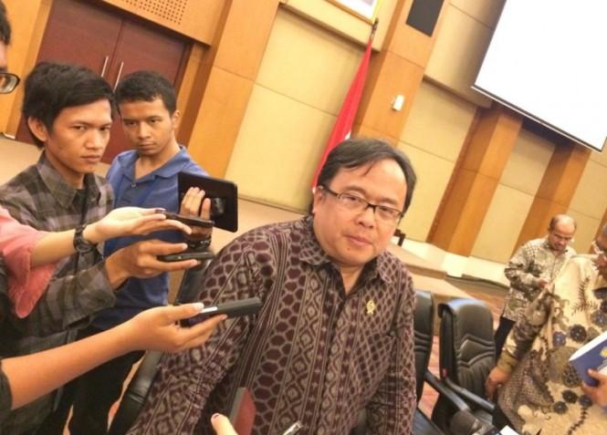 Kepala Bappenas Bambang Brodjonegoro. (Foto: Medcom.id/Husen Miftahudin)