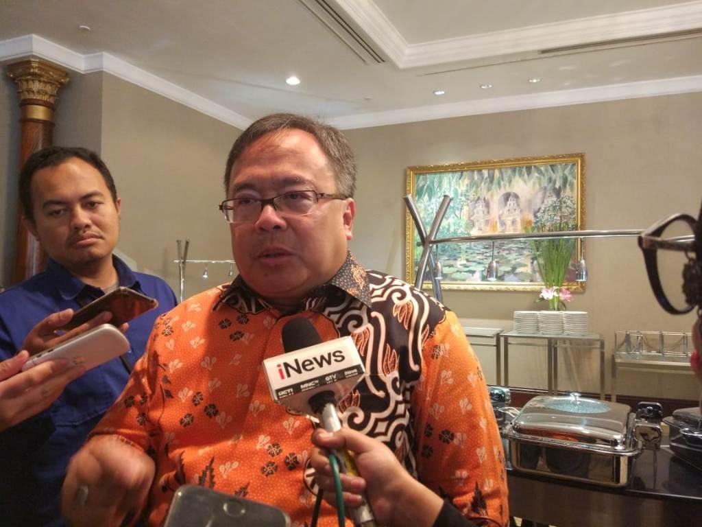 Kepala Bappenas Bambang Brodjonegoro. (Foto: Medcom.id/Marcheila Ariesta)