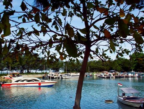Cuaca Buruk Hantam Pariwisata Kepulauan Seribu