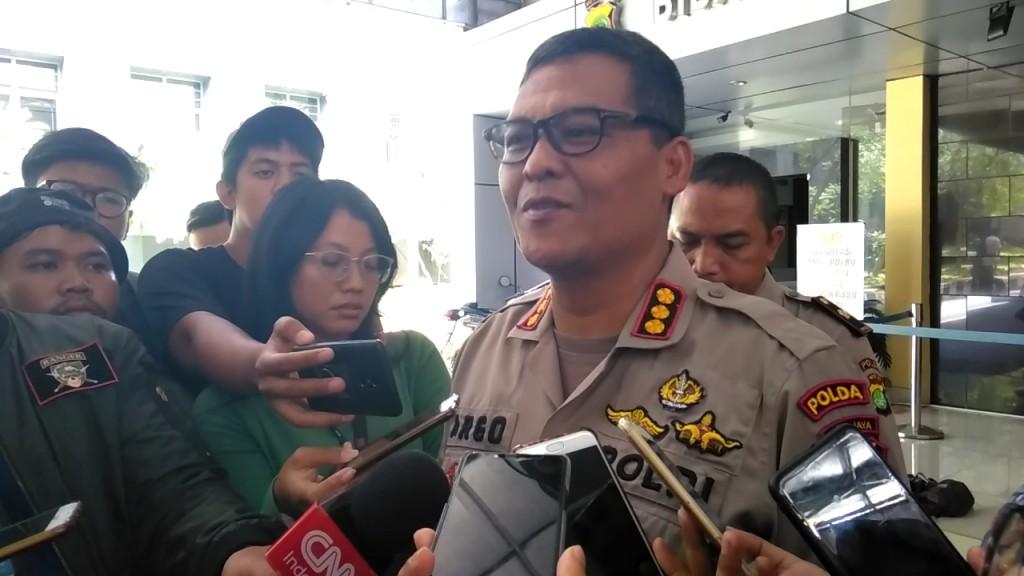Kabid Humas Polda Metro Jaya Kombes Raden Prabowo Argo Yuwono. Foto: Medcom.id/Santa Cicilia Sinabariba.