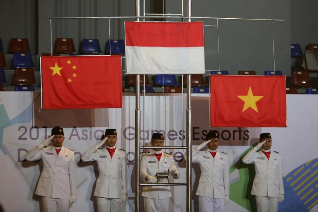 Indonesia berhasil membawa pulang medali emas pada eksibisi esport di Asian Games 2018.