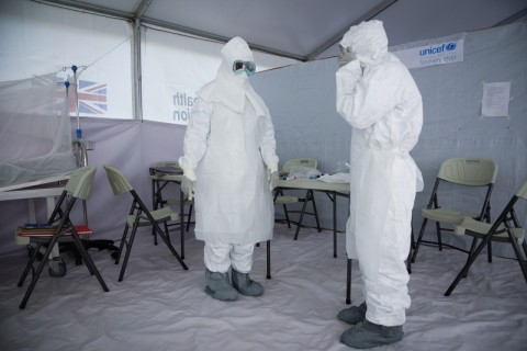 Virus Ebola di Kongo Tewaskan 298 Warga