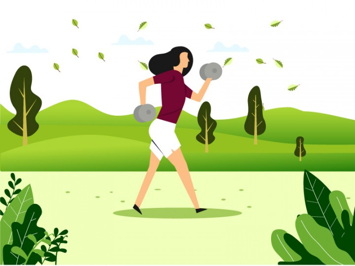 Empat Jenis Olahraga yang Dapat Meningkatkan Kreativitas