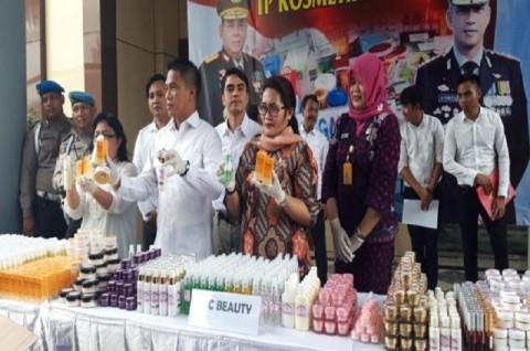 Soal Kasus Kosmetik Palsu, Olla Ramlan Mangkir Panggilan Polisi