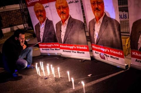 Lima Tersangka Pembunuh Khashoggi Dituntut Hukuman Mati