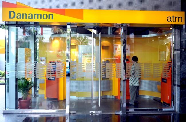 Bank Danamon. Dok;AFP.