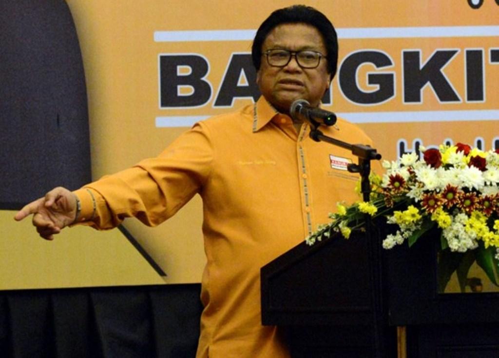 Ketua Umum Partai Hanura Oesman Sapta Odang. Foto: MI/M Irfan