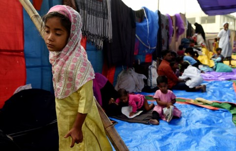 Masuk Tanpa Izin, India Deportasi Lima Orang Rohingya