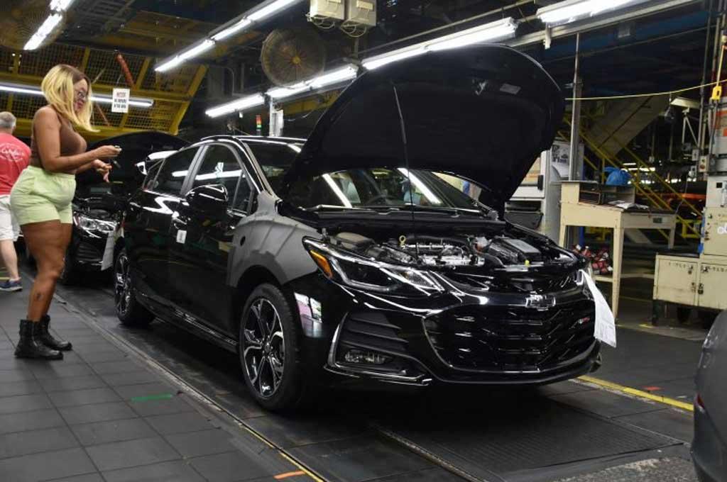 Buntut panjang penutupan pabrik General Motors di AS. Carscoops